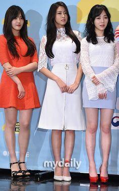 12日午後、AOAがソウル上岩洞(サンアムドン)のCJ E&Mで行われたケーブルチャンネルOnStyle「チャンネルAOA」の制作発表会に出席した。「チャンネルAOA」はメンバー全員が参加するジャン… - 韓流・韓国芸能ニュースはKstyle