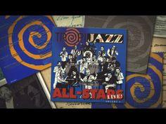 TROPIJAZZ ALL STARS LIVE 2 1997 CD MIX