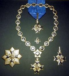 The Order of the Star of South Africa is a South African National Order that…