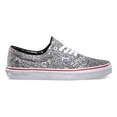I want these!  Product: Van Doren Era in High Rise / Maze