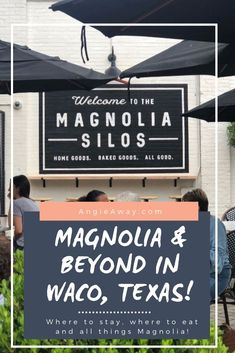 The ultimate guide for things to do in Waco, Texas! We're big fans of Chip and Jo, so we had to visit Waco and Magnolia Market! Check out this complete guide on where to stay, restaurants to check out and things to do in Waco. #Waco #WacoTexas #ThingsToDoInWaco