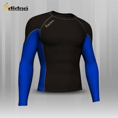 Ideal as a base layer or for training, Didoo Shirts are a tight fit compression garment. Profile Design, Shirt Sleeves, Wetsuit, Tights, Training, Fitness, Base, Swimwear, Shirts