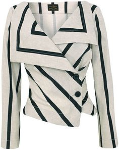 Vivienne Westwood - Anglomania Etoile-12 Stone Jacket