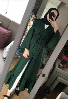 Abaya Fashion, Muslim Fashion, Modest Fashion, Modest Clothing, Modest Outfits, Morocco Fashion, Modern Hijab, Outfit Look, Hijab Styles
