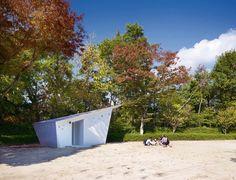 Toilettes publiques Hiroshima