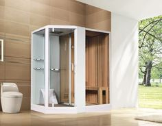 shower | Steam shower | sauna