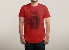 Check out the design Unusual Fingerprint by M SAFII MAINIAL on Threadless