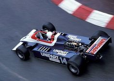 Tiff Needell Ensign - Ford 1980