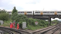 Strood Railway Station, Kent, England - 3rd June, 2014