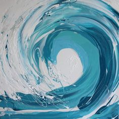 """Excellent """"contemporary abstract art painting"""" info is readily available on our website. Take a look and you wont be sorry you did. Kunst Online, Online Art, Wave Art, Contemporary Abstract Art, Surf Art, Ocean Art, Hanging Art, Art Plastique, Art Auction"""