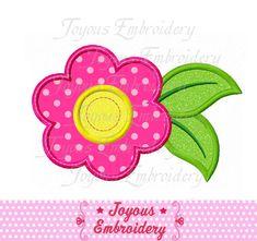 Descarga inmediata flor apliques bordado de por JoyousEmbroidery