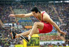 Jun Jun se dice ser el que mejor salta.