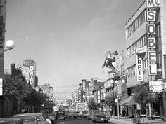 Montreal circa 1950