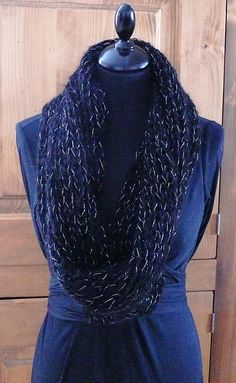 Free Pattern: Glam' collar by Night by Camille Coizy