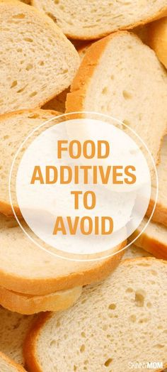 Here are 9 scariest food additives that you need to avoid.