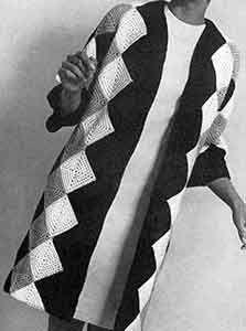 Harlequin Coat Pattern