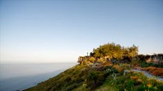The Ultimate Escape: Hidden away in the forrest overlooking the deep, deep blue. This is the sound of silence. Post Ranch Inn, Big Sur