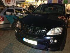Brabus Mercedes Windshield Repair