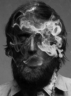 ♥ smokey beard