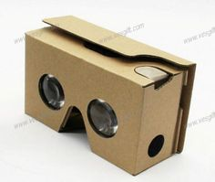 VR-Google Cardboard Virtual Reality 3D Video Glasses Vr Box.