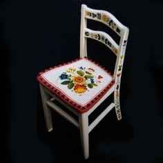 children's chair by christina