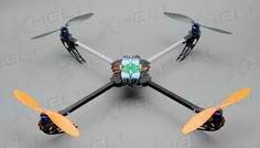 Dynam RC 6 Channel Quadcopter 650 Almost Ready to Fly
