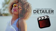 https://fxfactory.com/info/detailer/ Detailer is a tool for Final Cut Pro X that allows you to add detail, texture, color variations, and specific looks to e...