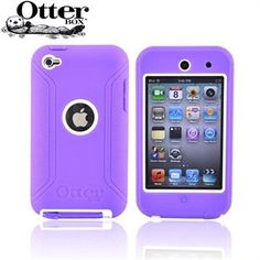 G37 Brand New Otterbox Defender 3-Layer Hard Case for iPod Touch 4G Purple/White |