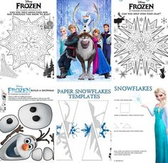 35+ Frozen Birthday Party Ideas | Make and Takes