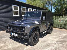 1992 Land Rover Defender FULL LEATHER | eBay Motors, Cars & Trucks, Land Rover | eBay!