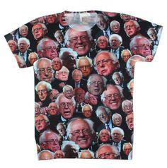 Bernie Sanders t-shirt by Raygun 29d238d9e