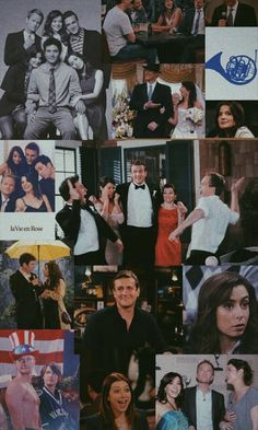 how i meet your mother - Ted And Robin, Barney And Robin, How I Met Your Mother, Trendy Wallpaper, New Wallpaper, Thats 70 Show, Best Sitcoms Ever, Ted Mosby, Himym