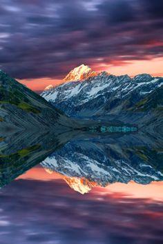 Mountain Colors by Alexander Riek
