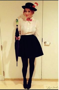 The+Best+Disney+Costumes+From+Pinterest Mary Poppins More