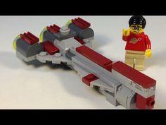 LEGO Star Wars 30242 Republic Frigate Polybag