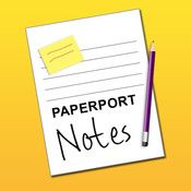 PAPERPORT NOTES.  Very very good tool for taking notes but also has a transcriber for spoken notes that is spot on!!!