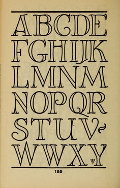 3 Ways to Improve Your Typography Alphabet Design Alphabet Design, Hand Lettering Alphabet, Calligraphy Alphabet, Block Lettering, Typography Letters, Alphabet Writing, Alphabet Fonts, Vintage Typography, Calligraphy Fonts