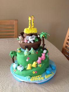 Noahs Ark on Cake Central