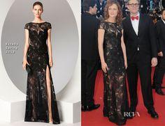 Kerry Bishe In Escada –  'Max Rose' Cannes Film Festival Premiere