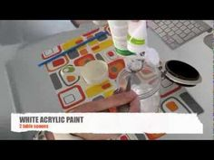 How to make Homemade Gesso and Texture Paste all in one | DIY Tutorial