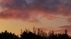 Desde las Islas Canarias  ..Fotografias  : Nubes ...amaneciendo ...Maspalomas ...Gran Canaria...