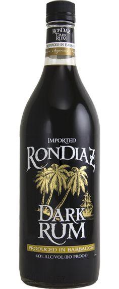 RonDiaz Dark Rum, a Rum Spirits wine from United States, by Prestige Wine Group