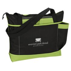 Turn heads on every street with this customized tote!