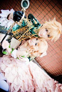 Kagamine Len & Rin : VOCALOID2