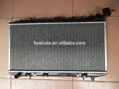 brazed aluminum car radiator for SUNNY 91-93 B13 #B13, #Sunny