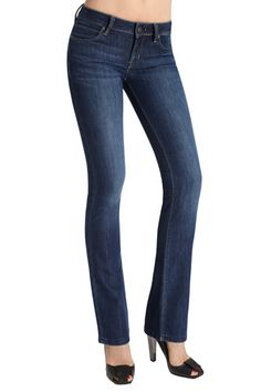 I have these Cindy DL1961 jeans in 2 shades. Incredibly flattering & comfortable. $168