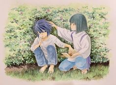 L and Haku     http://blogs.yahoo.co.jp/ogino_toratora22_milkyway