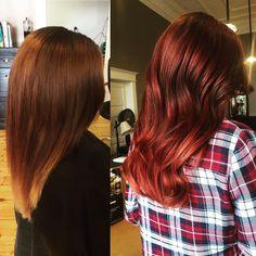 Red hot color correction!  🙌🏻☀️❤️💁🏼 #phbonder #redkenready #summerhair #transformation #caramelhighlights #balayage #balayageombre #lovemyjob #loyalclients #longhairdontcare #blondehighlights #blondeidol #Rochester #RochesterHills #randolph #randolphssalon #workgrind #transformationtuesday #pureology #redkenelite #redken #megsdunnbeauty #megandunnbeauty