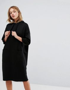 Hooded Sweat Dress
