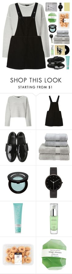 """""""like to join my taglist // read the d!"""" by symone-i ❤ liked on Polyvore featuring Theory, Monki, Giambattista Valli, Christy, Sephora Collection, I Love Ugly, KORA Organics by Miranda Kerr, Gatineau and H&M"""